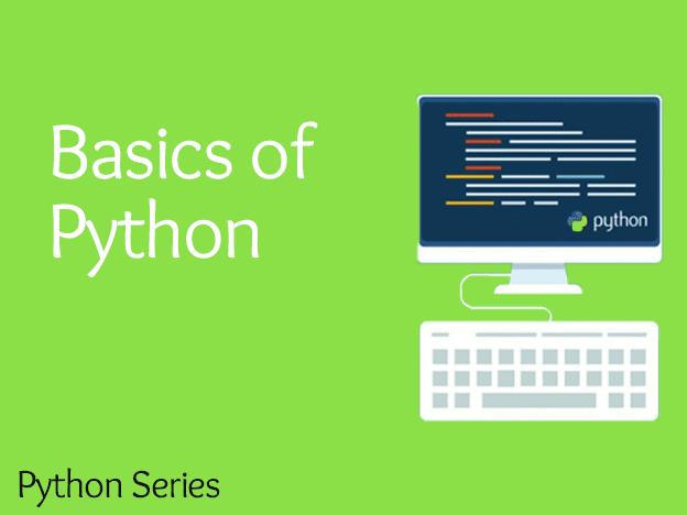 Basics of Python course image