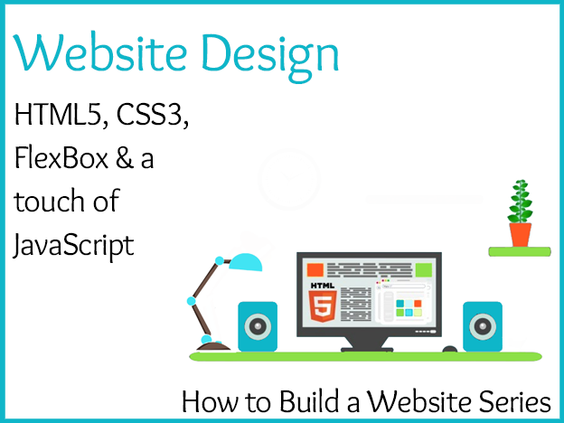 Website Design with Advanced CSS & JavaScript: Website Building Series course image